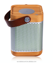 Shenzhen Sound box manufacturer Portable wireless bluetooth speaker 2015 with TF