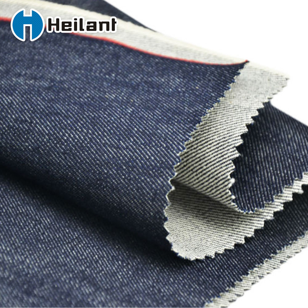 "K9999# 11.7 oz selvedge 100% pure cotton 7s*7s O/A denim fabric 30"" for japanese jeans"