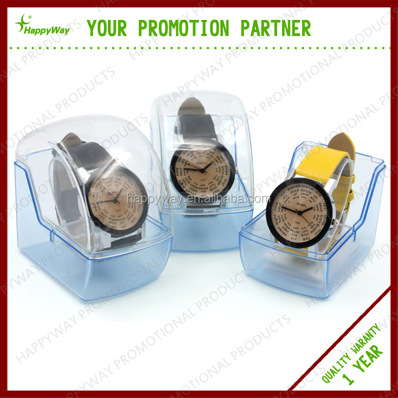 Cool Design Promotion Digital WristWatch, MOQ 100 PCS 0801081 One Year Quality Warranty