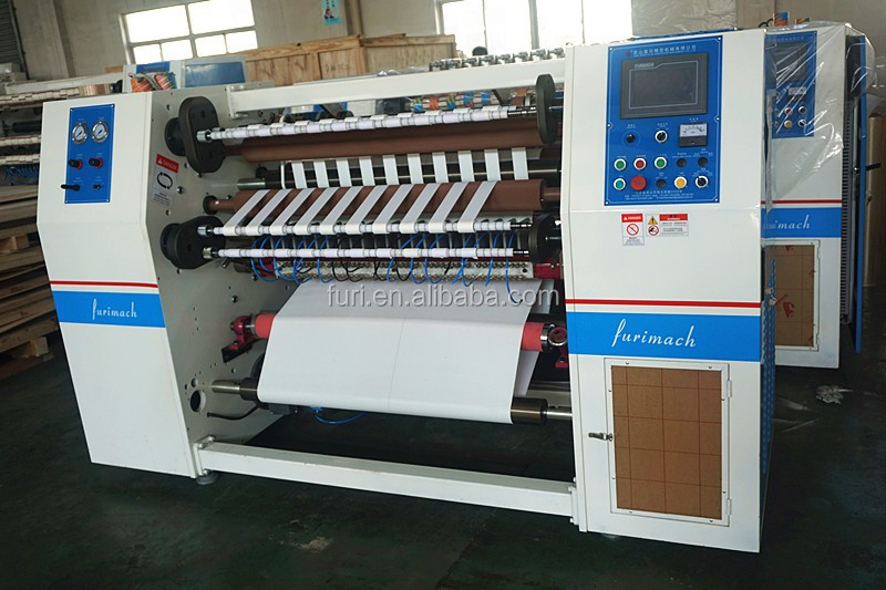 New type FR-215S Medical tape slitting & rewinding machine /tape slitter and rewinder