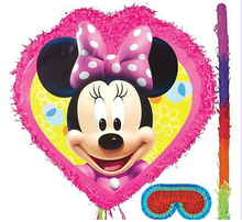 Wholesales minnie mouse party supplies Mini Pinata for adult
