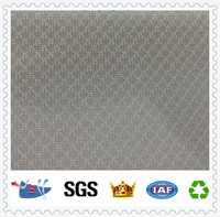 D106 auto-producing high quality polyester knitted anti-static mesh fabric xiamen port