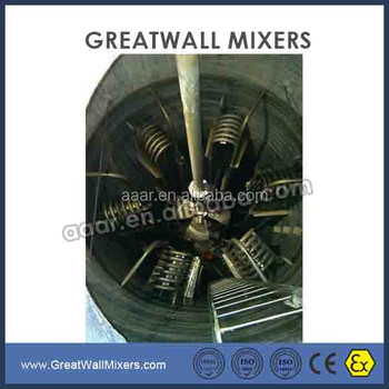 Pitched blade paddle impeller for Agitator mixer