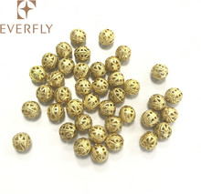Decoration jewelry making Brass Metal Beads