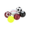 6pcs Sports Golf Balls Novel Double Ball Two Piece Ball Golf Equipment
