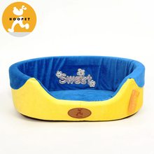 Mixed Color Ped Bed Dog Indoor Houses Pet Products Wholesale