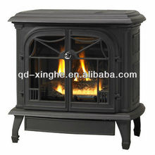 cast iron stove with boiler 2012 popular style (XH-BL1223)