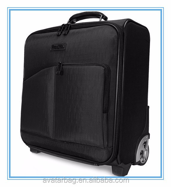 man business trip 1680D 900D 600D luggage travel trolley bags on wheels