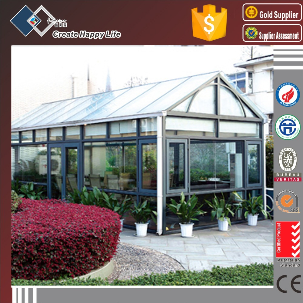 Energy Saving Glass Sun Room Buy Garden Sun Rooms Outdoor Glass Room Glass Garden Room Product