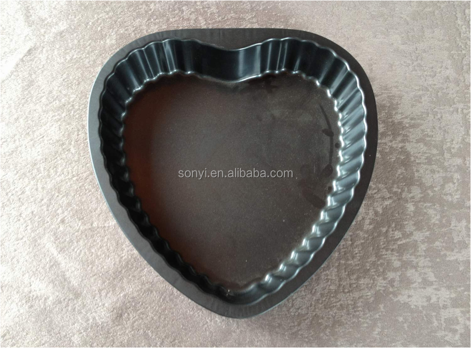 Unique Non-stick Carbon Steel Bread Baking Tray and Loaf Pan