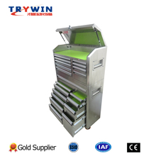Good quality rolling tool box OEM tool master chest&cabinet with 11 drawers