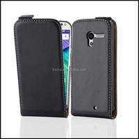Luxury Genuine Real Flip Leather Case Wallet Cover for Motorola Moto X