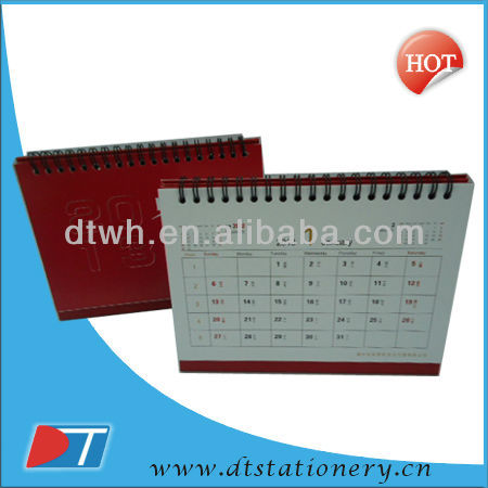 2013 design calendar/Table calendar