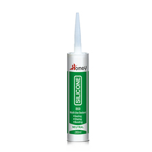 Homey 860 high flexible gap filling non acetic silicone sealant