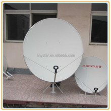ku band satellite dish antenna 120cm