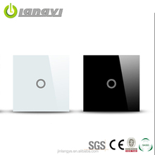 High Quality New Design Long Distance One Gang One Way Wireless Room Light Remote Control Switch