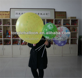 2019 hot sale 36 inch wedding party decoration large latex balloon