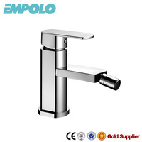 Water Saving Chrome Finish Brass Bidet Faucet 18 5001