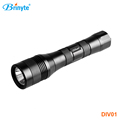 1000 lumen Dry or Rechargeable Battery Led diving flashlight