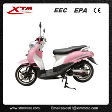 Pink 4 stroke girl petrol scooter smart balance scooter