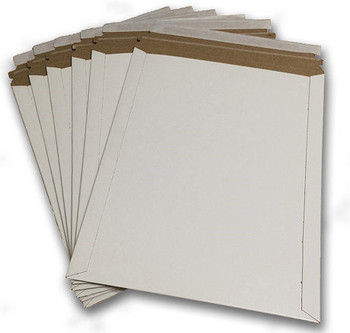 Rigid Paperboard envelope photo mailers