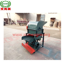 Automatic 100% shelling rate no cracking chestnut sheller