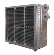Customized finned tube radiator machine as leather dryer