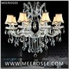 Hot Hanging Crystal Chandelier Light Big Pendant Candelabros Modern Home Lighting MD8658
