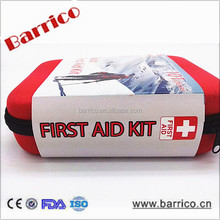 Gas station EVA first aid kit / Survival medical case BLG-63 CE/FDA