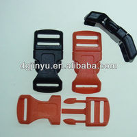 1/2' curved side releas buckle