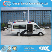 JAC Luxury Van mobile court