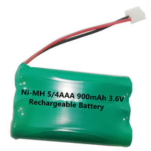 3.6v ni-mh battery pack