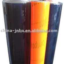 Factory manufactured heavy metal free chinese professional factory blue pvc film
