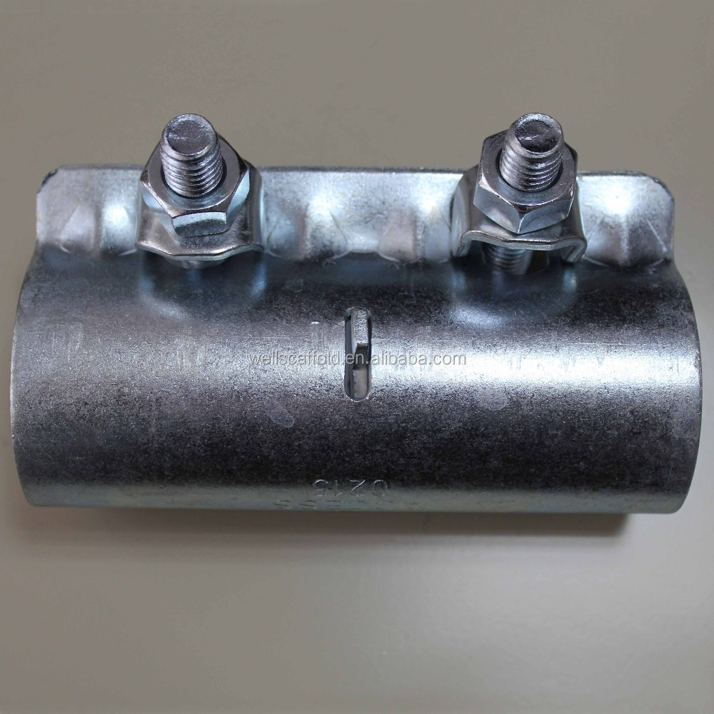 pressed scaffolding sleeve coupler