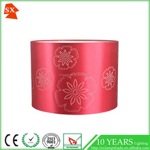 bracket chinese red fabric g9 frosted silicone wholesale glass lamp shade