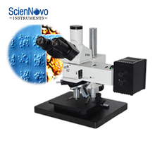 Scienovo ICM-100DIC best sale Industrial metallurgical microscope trinocular (Magnification 50X-500X )