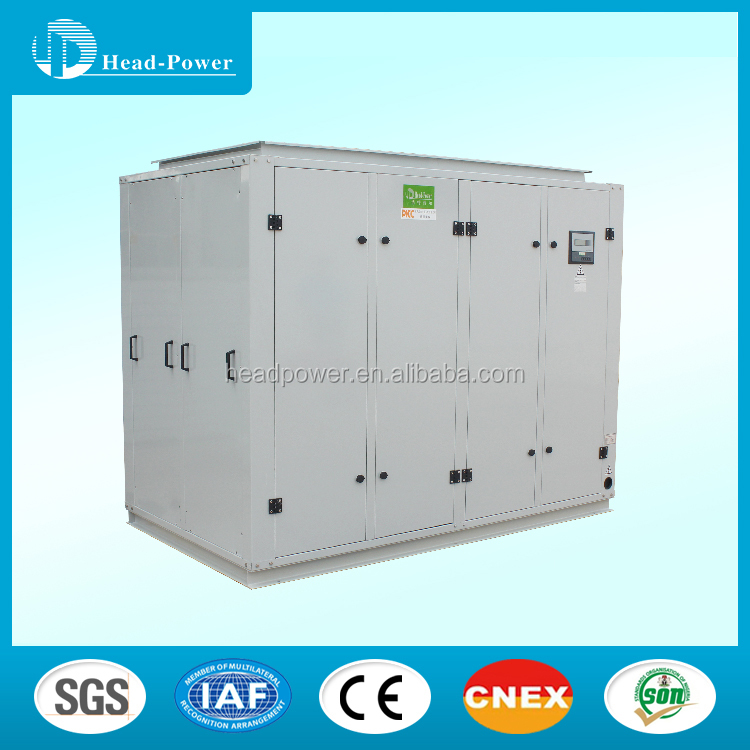 chilled water type data room air conditioner without outdoor unit