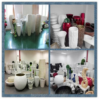new fashion ceramic vase,big flower vase,acrylic vase wholesale for hotel green art flower vases decoration flower vase