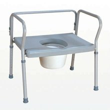 bariatric commode mobile toilet