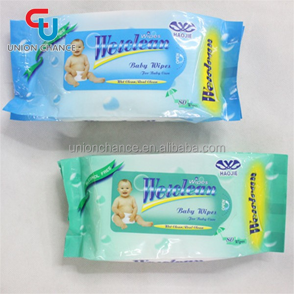 70PCS Wet Wipes For Baby Healthy Wet Tissues Best Selling
