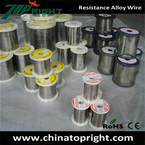0Cr21Al4 Resistance Heating Ribbon alloy wire