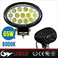 LIIWN wholesale super bright 10-30v 65w led 4x4 bar led work light off road 4x4 military vehicles
