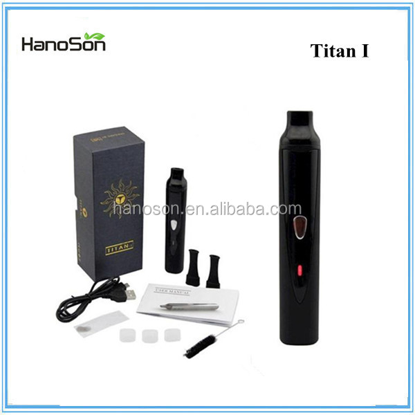 Wholesale China dry herb pen titan 1 vaporizer manufacturer looking for distributor