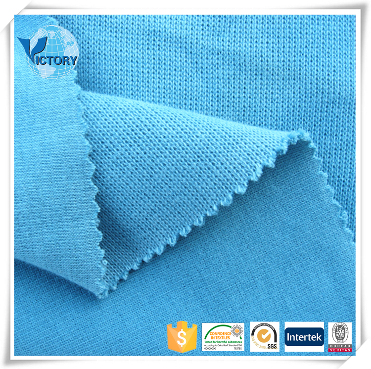 Hot Sale cotton or polyester freanch ottoman rib knit fabric