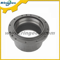 Top quality ring gear for Hitachi ZX17U-2 excavator, gear ring apply to Hitachi Excavator