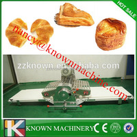 Household machine to make puff pastry automatic dough sheeter