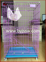 Wholesale Large Breeding Cage Cat And Indoor Cat House