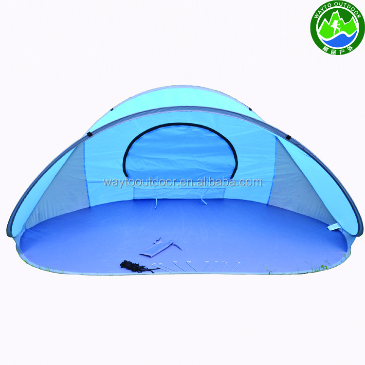 outdoor beach sun shade portable waterproof pop up beach tent