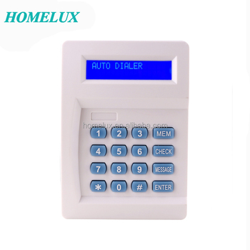 Home alarm Security alarm auto dialer landline dialer for exsiting alarm system