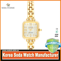 imported watch china SODA brand OEM yb watch for lady Luxury anchor watch